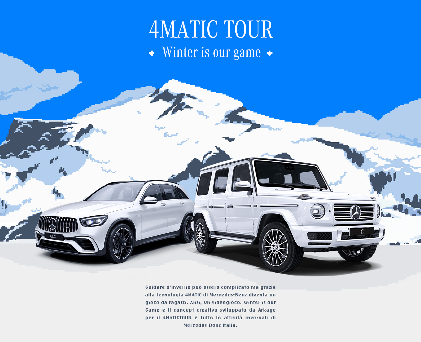 4Matic Tour